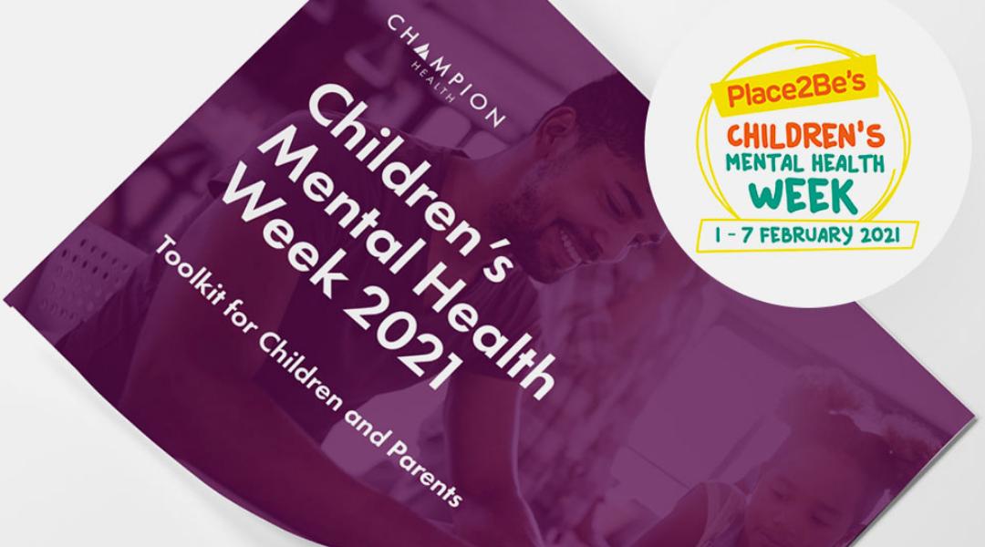 Children's Mental Healt Week Toolkit
