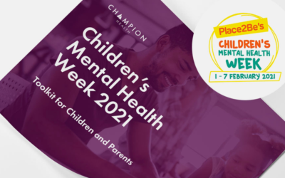 Children's Mental Health Week 2021: Toolkit for Children and Parents