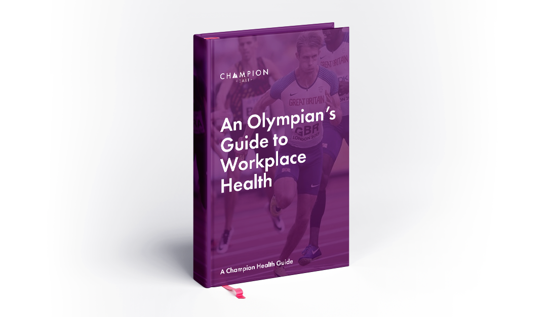 An Olympian's guide to workplace health