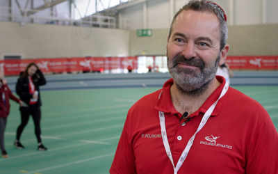 Why England Athletics chose Champion Health to support employee wellbeing