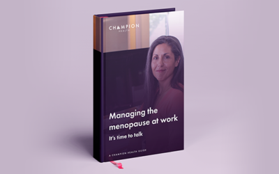 Menopause and Work [Guide]