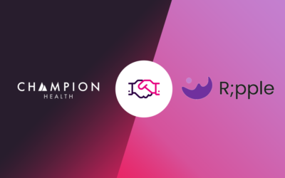 R;pple Suicide Prevention Partners with Champion Health