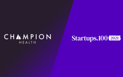 Champion Health named in top 100 UK startups