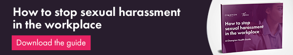 How to stop sexual harassment in the workplace guide